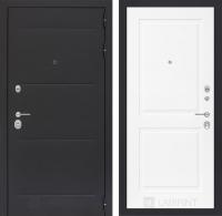 Входная дверь Лофт 11 - Белый софт