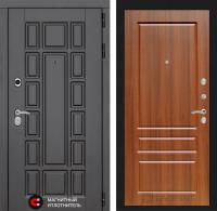 Входная дверь Нью-Йорк 03 - Орех бренди