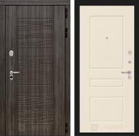 Входная дверь Сканди 03 - Крем софт