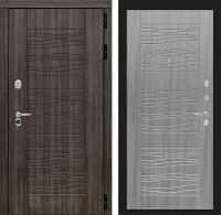 Входная дверь SCANDI Дарк грей 06 - Сандал серый