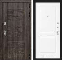 Входная дверь Сканди 11 - Белый софт