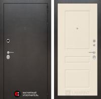 Входная дверь SILVER 03 - Крем софт