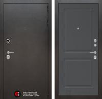 Входная дверь SILVER 11 - Графит софт