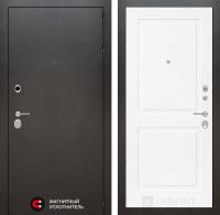 Входная дверь SILVER 11 - Белый софт