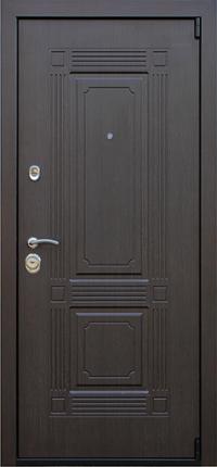 Стальная дверь «Викинг (без зеркала)»